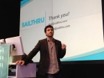 Neil Capel, CEO, Sailthru